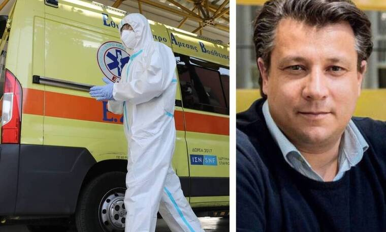 «Βόμβα» Δερμιτζάκη: Το τρίτο κύμα θα έρθει ακόμα και αν ανοίξουμε με 100 κρούσματα