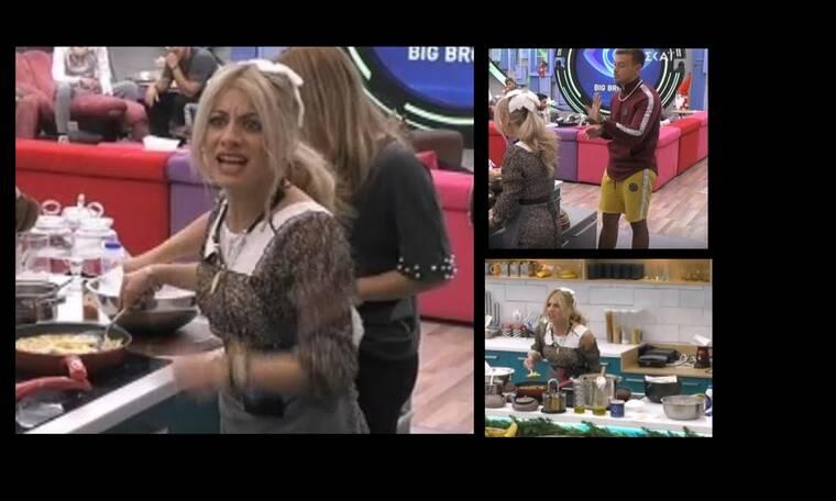 Big Brother: Άγριος καβγάς στο σπίτι! Έξω φρενών η Άννα Μαρία