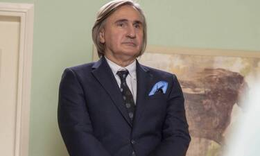 Σακελλαρίου: Μετά την περιπέτεια της υγείας του επιστρέφει στην τηλεόραση – Η πρώτη εμφάνιση