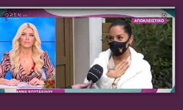 Σοκαρισμένη η  Πιερίδη από τη σύλληψη του Σφακιανάκη - Τι δήλωσε on camera