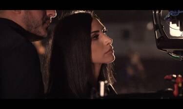 Λένα Ζευγαρά: Backstage από το videoclip «Στα Πατώματα» πριν κυκλοφορήσει!