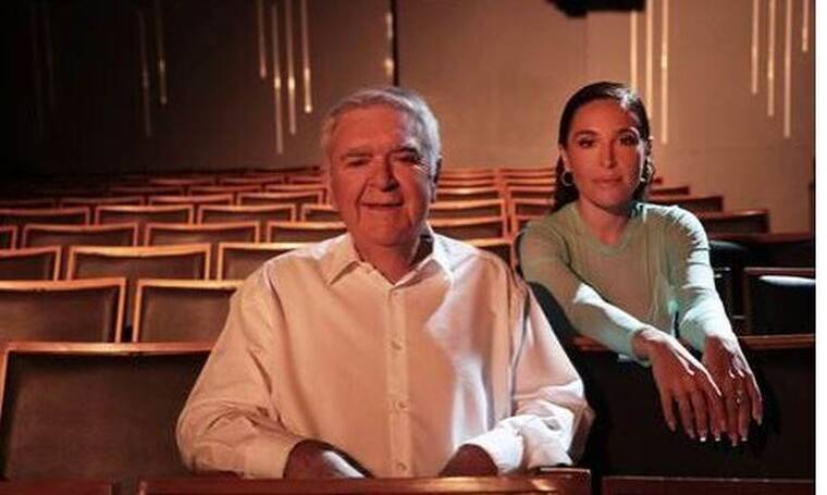 Γιάννα Τερζή - Πασχάλης Τερζής:5.000.000 προβολές για το ντουέτο τους «Για Σένα Μόνο»