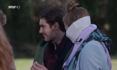 GNTM: Ο Αιμιλιάνο μίλησε ξεκάθαρα on camera για τη σχέση του με τη Μαριαγάπη!
