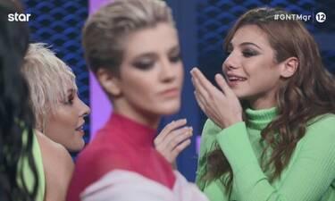 GNTM: Η Μαριαγάπη ξέσπασε σε κλάματα και την παρηγορούσε η Τάμτα!