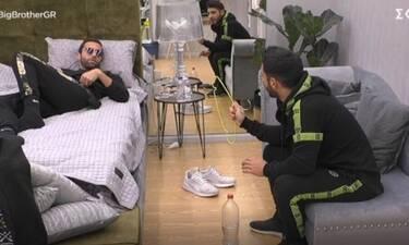Big Brother: Απογοητευμένοι οι παίκτες με τον Πυργίδη - Τον αποκάλεσαν ρουφιάνο
