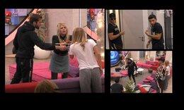Big Brother: Αγριος καβγάς στο σπίτι - Παραλίγο να πιαστούν στα χέρια!