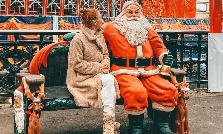 Μαρία Ηλιάκη: Το χριστουγεννιάτικο δέντρο και οι αγαπημένες γωνιές του σπιτιού της!