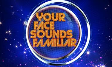 Your Face Sounds Familiar - All Star: Αυτά είναι τα τέσσερα πρόσωπα που κλείδωσαν