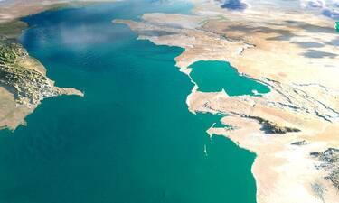 Κασπία: Αφού είναι λίμνη, τότε γιατί τη λέμε θάλασσα;