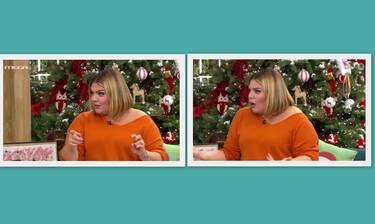 Μπάρκα: Ενημέρωσε on air την καλεσμένη της πως υπήρξε ερωτευμένη με τον γιο της