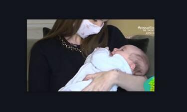 Ελληνίδα νέα μαμά μιλάει πρώτη φορά για την άτυχη εγκυμοσύνη της που της κόστισε