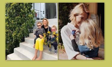 Βίκυ Καγιά: Η κόρη της, Μπιάνκα, έχει στιλ από... κούνια! (Photos)