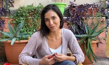 Μαρία Χάνου: Η Βέλη της σειράς Μην αρχίζεις τη μουρμούρα μας ξεναγεί στο σπίτι της