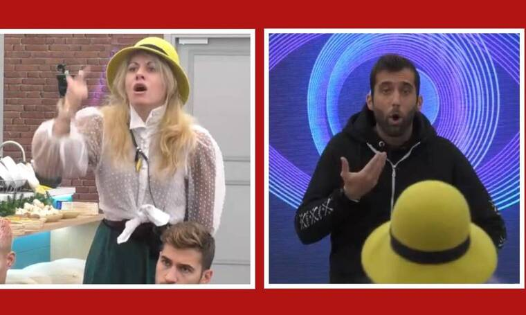 "Big Brother: Άγριος καβγάς Άννα Μαρίας - Κεχαγιά! Αντάλλαξαν ""βαριές"" κουβέντες!"