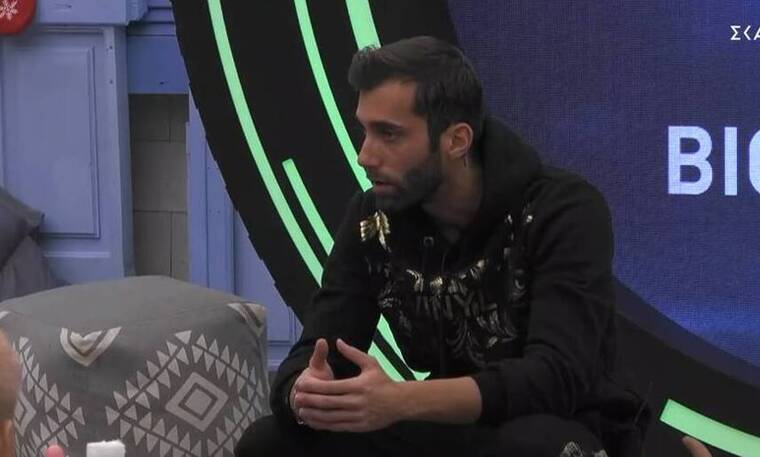 Big Brother: Η παράκληση του Κεχαγιά στους συμπαίκτες του μετά την τιμωρία του!