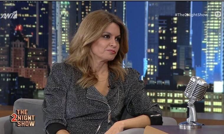 Μάριον Μιχελιδάκη: Η συγκίνησή της on camera: ««Έφυγαν» με 7 μήνες διαφορά»