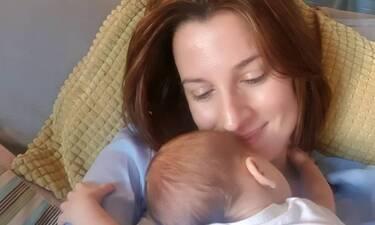 Νίκη Λυμπεράκη: Τα πρώτα Χριστούγεννα με το μωρό της και ο στολισμός της!