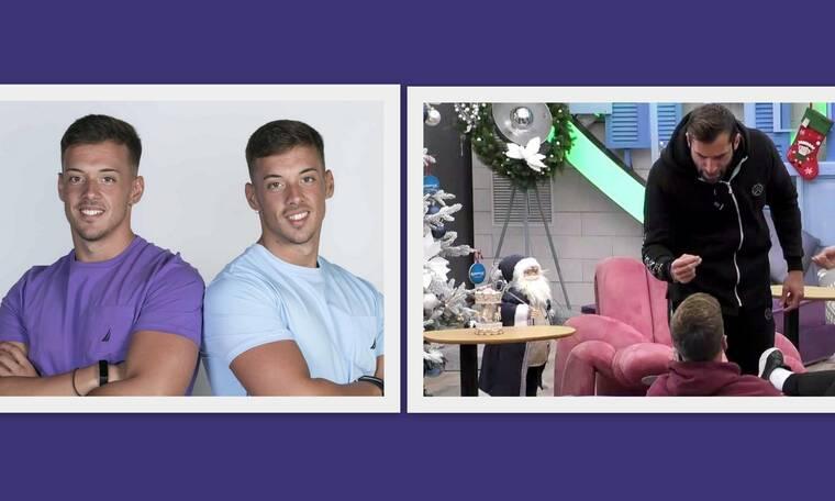 Big Brother: Ξέσπασε ο Παναγιώτης Βαρουξής μετά την επίθεση του Κεχαγιά στον αδερφό του