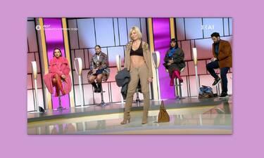 My Style Rocks: Πιο σέξι από ποτέ η Μικαέλα - Οι κριτές αποθέωσαν την εμφάνισή της