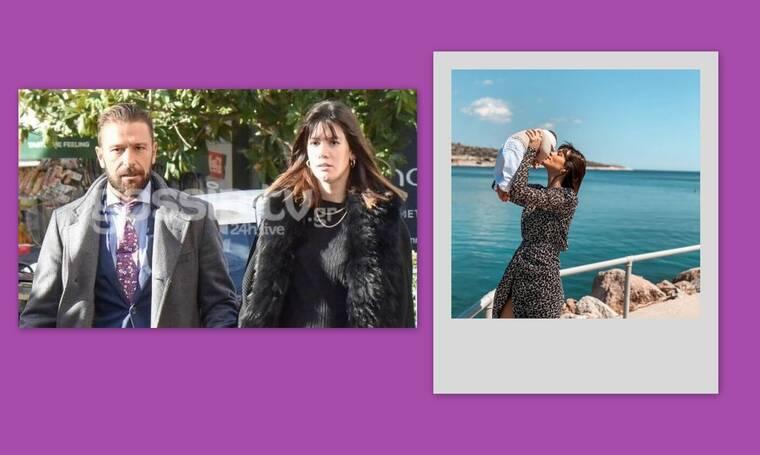 Μαρακάκης - Θωμοπούλου: Τα σχέδια και ο προβληματισμός για την βάπτιση της κόρης τους