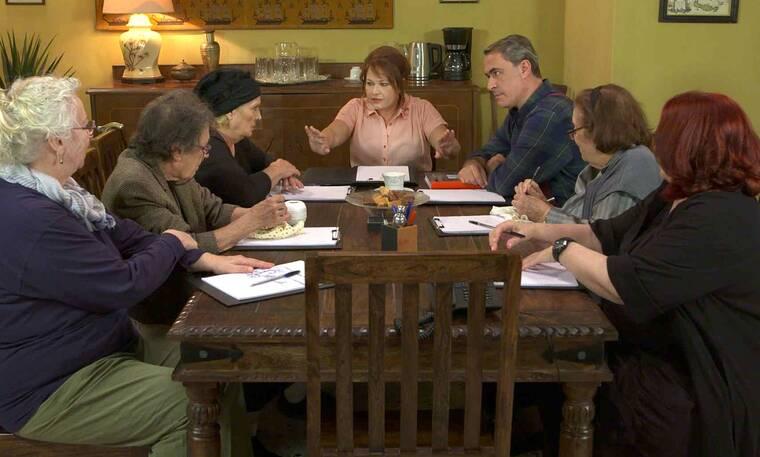 Χαιρέτα μου τον Πλάτανο: Ποιο είναι το μεγάλο μυστικό, που η Μάρμω τρέμει να μην αποκαλυφθεί;
