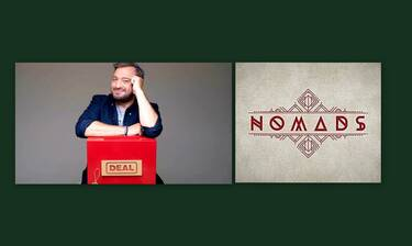 Παίκτρια του Nomads στο... Deal του Χρήστου Φερεντίνου! (Pics-Vid)