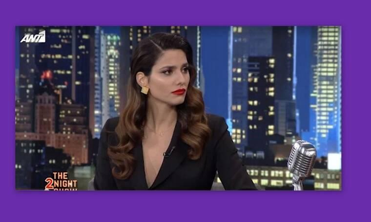 Ηλιάνα Παπαγεωργίου: Η απίστευτη ατάκα της για τα μονοψήφια νούμερα τηλεθέασης του Pop up