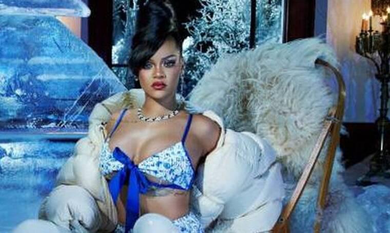 Rihanna: Δείτε πώς βγήκε στη νέα της φωτογράφιση!