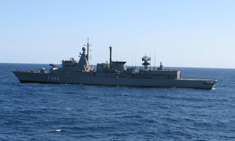 Κορονοϊός - Πολεμικό Ναυτικό: Κρούσματα σε ελληνική φρεγάτα
