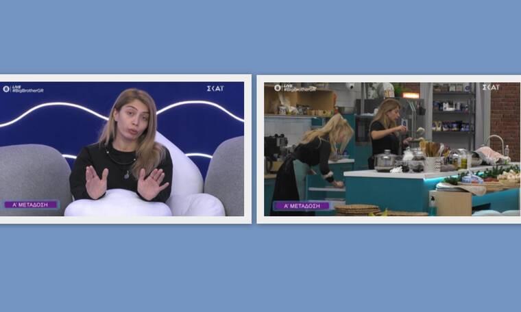Big Brother: Κόντρα για γερά νεύρα - «Είναι σίχαμα και το παίζει άνθρωπος»