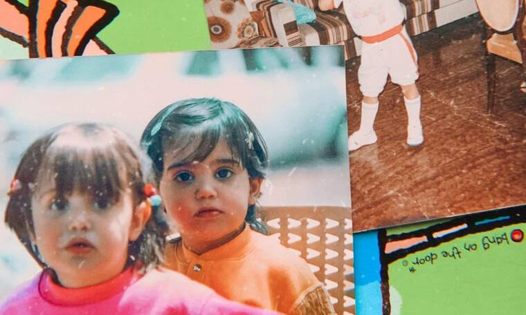 Μπορείς να καταλάβεις ποια influencer είναι το κοριτσάκι της φωτογραφίας;