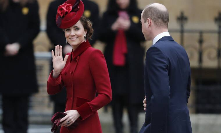 Περιμένει δίδυμα η Kate Middleton;