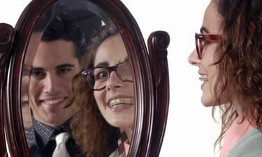 Μαρία η άσχημη: Η Μαρία πιάνει στα πράσα τον Αλέξη την ώρα που…