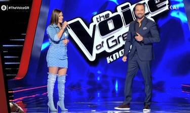 The Voice: Η επιστροφή της Λάουρας Νάργιες στο talent show! Η τεράστια αλλαγή της!