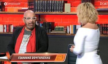 The Voice: Ο Γιάννης Ζουγανέλης στο πλευρό της κόρης του στο τάλεντ σόου