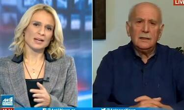 Γιώργος Παπαδάκης: «Θα είμαι από τους πρώτους που θα κάνουν το εμβόλιο»