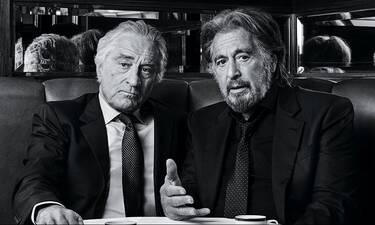 Ποια είναι η νέα ταινία που θα παίξουν Αλ Πατσίνο και Ρόμπερτ Ντε Νίρο;