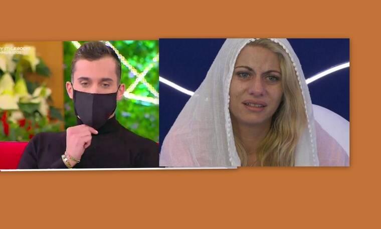 Big Brother: «Χείμαρρος» ο Κεχαγιάς: «Η Άννα Μαρία έχει 33 προσωπικότητες»!