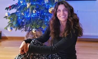 Τσαπανίδου: Αποκάλυψε τον λόγο που δεν στολίζει χριστουγεννιάτικο δέντρο σπίτι της