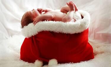 Επώνυμες μαμάδες που για πρώτη φορά θα γιορτάσουν Χριστούγεννα με τα μωρά τους