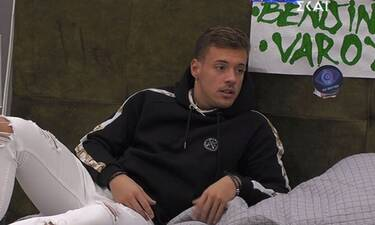 Big Brother: Πικραμένος ο Χρήστος Βαρουξής από τον αδερφό του-Τι συνέβη;