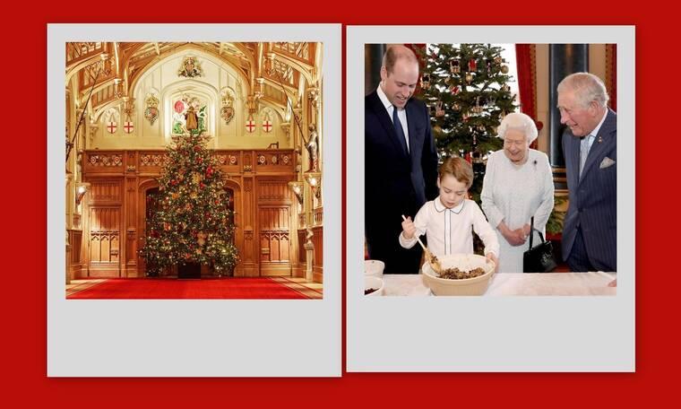 Βασιλικά Χριστουγεννιάτικα γεύματα! Τι  τρώει η Βασίλισσα Ελισάβετ;