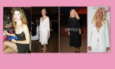 Ελένη Μενεγάκη: Ορκισμένη ξανθιά! Οι αλλαγές που έχει κάνει στα μαλλιά της