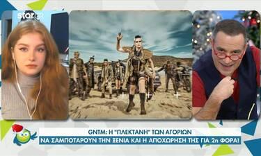 GNTM: Ξένια: Όσα είπε για την «πλεκτάνη» των αγοριών για να τη διώξουν (Video)