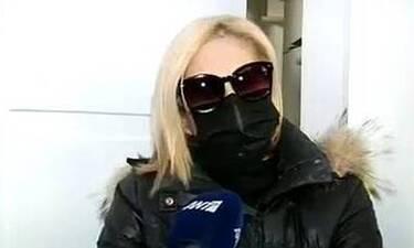 J2US: Έφη Σαρρή: Οι πρώτες δηλώσεις μετά την αποχώρηση: «Μας διώξανε! Η επιτροπή»