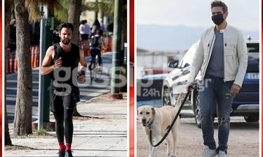 Μετακίνηση 6: Ο Ρώτας για τρέξιμο και ο Ουγγαρέζος σε βόλτα με τον σκύλο!