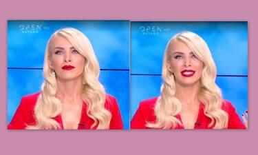 Κατερίνα Καινούργιου: «Τα έχασε» με την ατάκα on air για τον σύντροφό της!