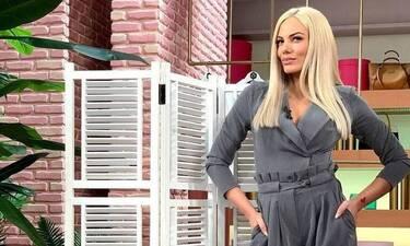 Η Ιωάννα Μαλέσκου φόρεσε τις γόβες που όλες πρέπει να αποκτήσουμε μέσα στο 2021
