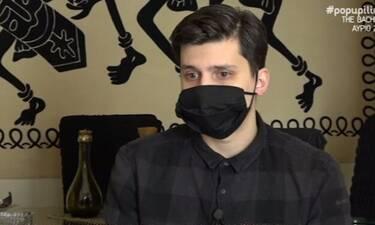 MasterChef: Ο Πάνος Τόγιας ξεκαθαρίζει: «Δεν ήμουν το τρίτο πρόσωπο στη σχέση της Σπυριδούλας»