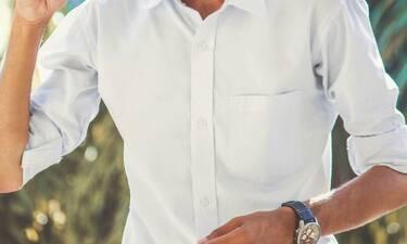 Έτσι θα διώξετε τους λεκέδες αποσμητικού από το πουκάμισό σας